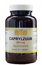 Caprylzuur supplementen