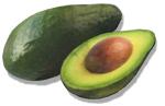 Avocado's zijn gezond