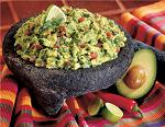 Guacamole en avocado's