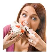 ongezonde gewoontes zoals eten