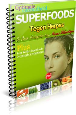 superfoods tegen herpes